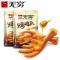 无穷烤鸡爪120g/6小包蜂蜜香辣味卤味凤爪办公室宿舍休闲零食耐吃