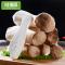 新鲜杏鲍菇5斤食用刺芹菌菇鸡大腿香蘑菇雪茸平菇火锅涮蔬菜煲汤